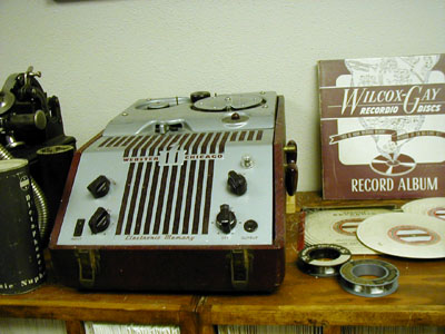 3 portable wilcox gay recordio.jpg. As I write this, I am sick as hell and ...